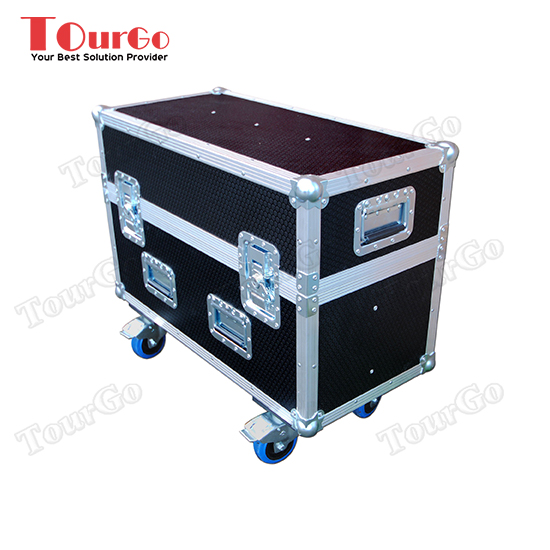 TourGo Plasma LCD Flight Case 37 Custom built