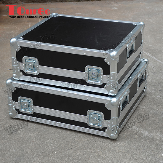 Tourgo DJ Utility Flight Road Cases for Storage
