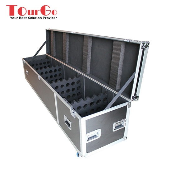 PIPE AND DRAPE STORAGE CART / CASE - FITS 30X 1.8M POLES
