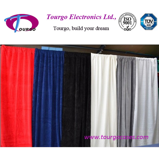 Tourgo Drapes--Stage Backdrop
