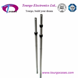 3' - 5' Telescopic Upright, Two-Piece Pipe