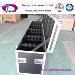 Road Case Package for 20pcs 8-14ft Crossbars