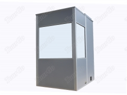 Super LightWeight Interpretation Booths for One person