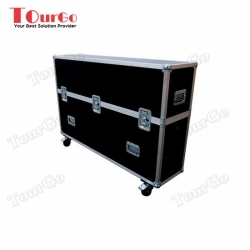 TourGo Plasma LCD Flight Case 70 Custom built