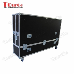TourGo LCD Plasma Split Lift Of Lid 80 Flight Case