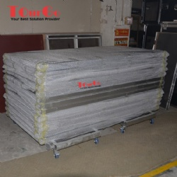 Trolley For Aluminum Stage Platform