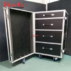 ATA Flight Case - BIG Size 4 Drawer case