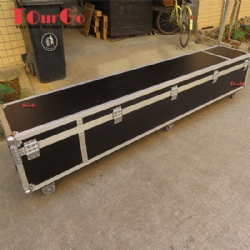 Flight Case For 20 Pieces 8-14ft Adjustable Crossbar