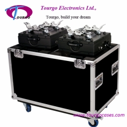 Moving Head Lighting Cases For 2pcs 250 Moving Heads