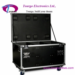 Utility Trunk Cases – 44.75 x 30 x 25inch Case with Caster Board